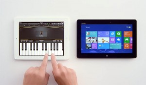New Microsoft Windows 8 Tablet Advert Pokes Fun At Apple's iPad And Siri (video)