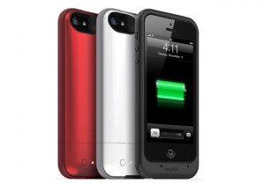 Mophie Juice Pack Plus iPhone 5 Battery Case Doubles Your Juice