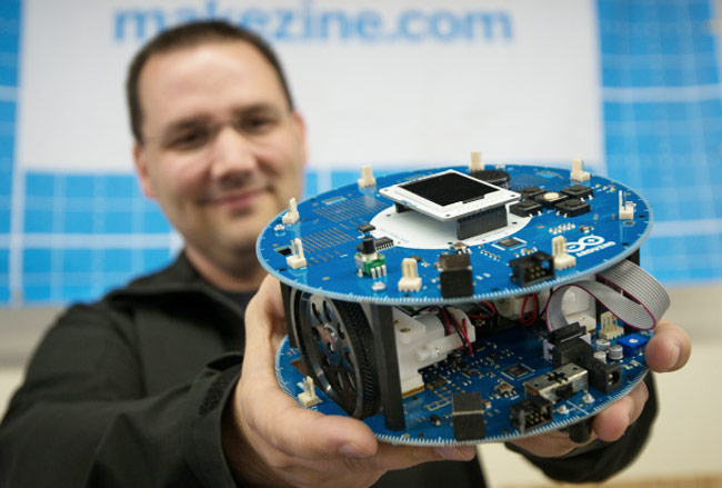 New Arduino Robot Kit