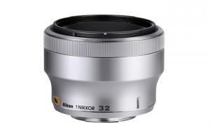 Nikon 1 Nikkor 32mm Lens Offers Extra-fast f/1.2 Aperture