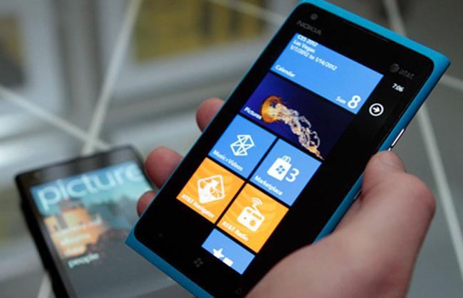 AT&T Nokia Lumia 900 7.8 Update