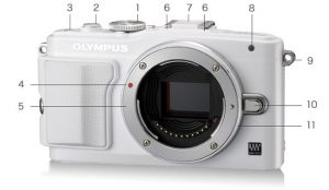 Olympus PEN Lite E-PL6 Announced