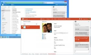 Outlook.com Update Enables Gmail Contact Chat Support