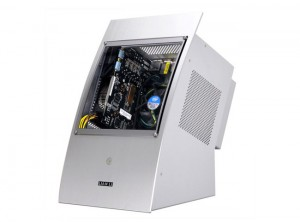 PC-Q30 Curved Mini-ITX Chassis from Lian Li Unveiled