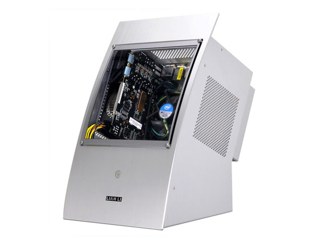 PC-Q30 Curved Mini-ITX Chassis