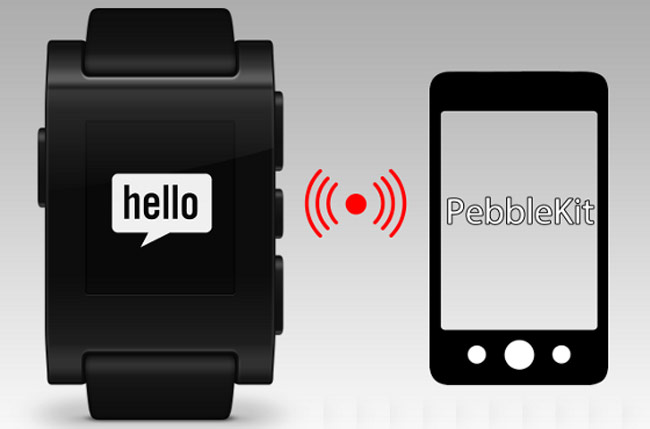 Pebble Smartwatch SDK Update Enables Two-Way Communication