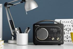 Pure Evoke F4 Bluetooth WiFi Radio