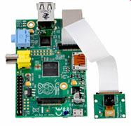Raspberry Pi Camera Board Module Launches In The UK
