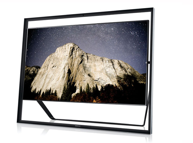samsung k ultra hd  inch tv lands in the uk for