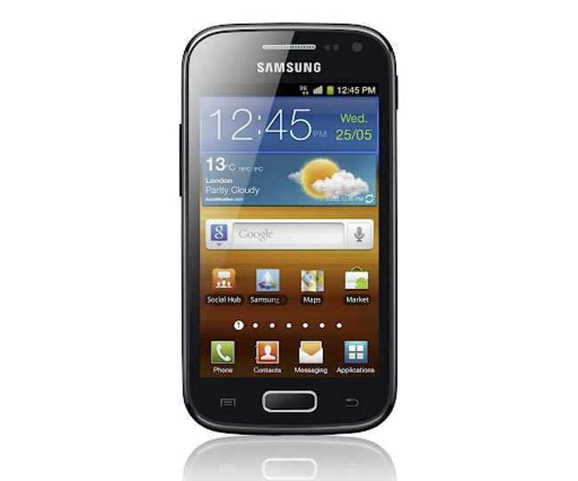 Samsung Galaxy Ace 2 4.1.2