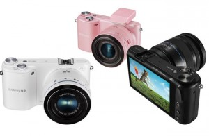 Samsung NX2000 Smart Camera With 20.3 Megapixel Sensor Unveiled