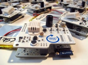 Crowdsourced Environmental Monitoring Smart Citizen Kit Unveiled (video)