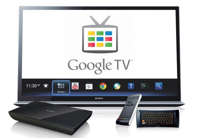 Google TV Android 4.2.2 Jelly Bean Update