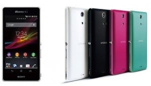 Sony Xperia A Gets Official