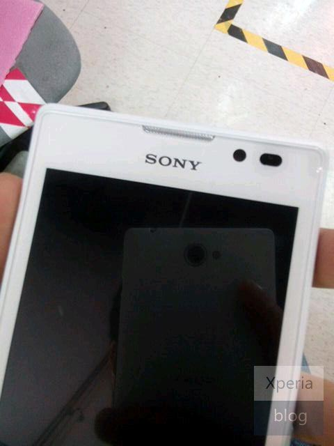 Sony Xperia S39h Android Smartphone Leaked