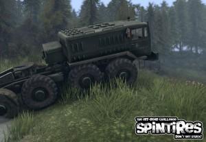 Spintires Ultimate Off-road Challenge Game Hits Kickstarter (video)