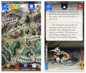 Steve Jacksons Sorcery lands On iOS Launch Trailer Released (video)