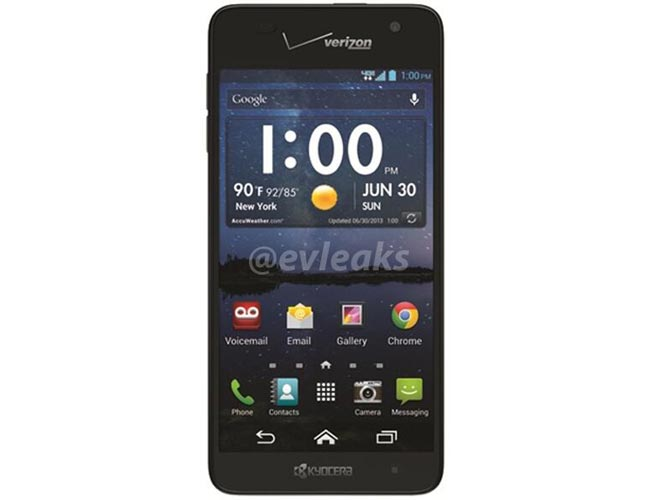 Verizon Kyocera Hydro Elite
