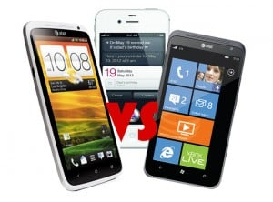 Windows Phone Passes BlackBerry Into Third Position