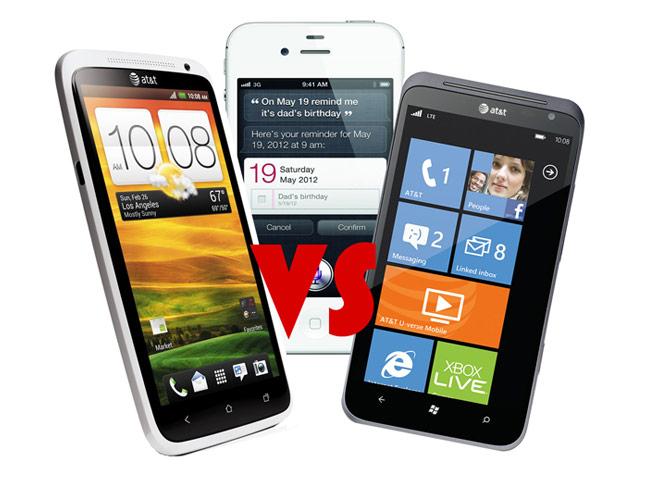 Windows Phone Passes BlackBerry