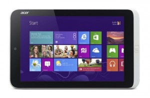 Acer Iconia W3 Windows 8 Tablet Appears At The FCC