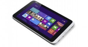 8.1-inch Windows 8 tablet from Acer spotted, quickly removed from Amazon