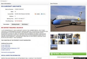 You can now buy Air Force One
