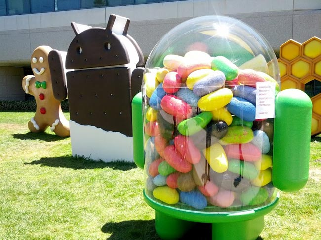 Android 4.3 Jelly Bean To Launch In August (Rumor)