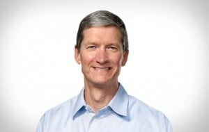 Apple's Tim Cook Talks About Wearable Devices (Video)