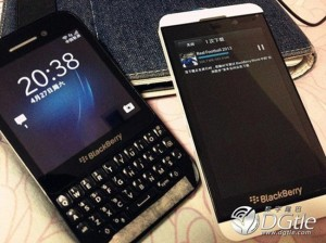 BlackBerry R10 Leaked Again