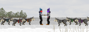 Ridiculous Fishing Dev Vlambeer Helps Sled Dog Saga Indies Find Success