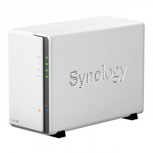 Synology DiskStation DS213j Promises Speedy Cloud Storage in the Home or Office