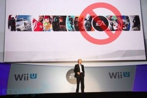 No new EA games are in development for Wii U