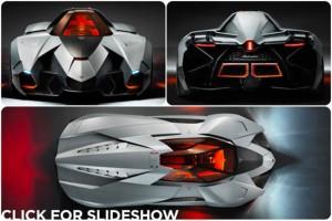 Lamborghini Unveils One-Of-A-Kind Egoista