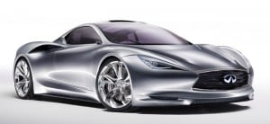 Infiniti to Launch New High-End Sports Car by 2016