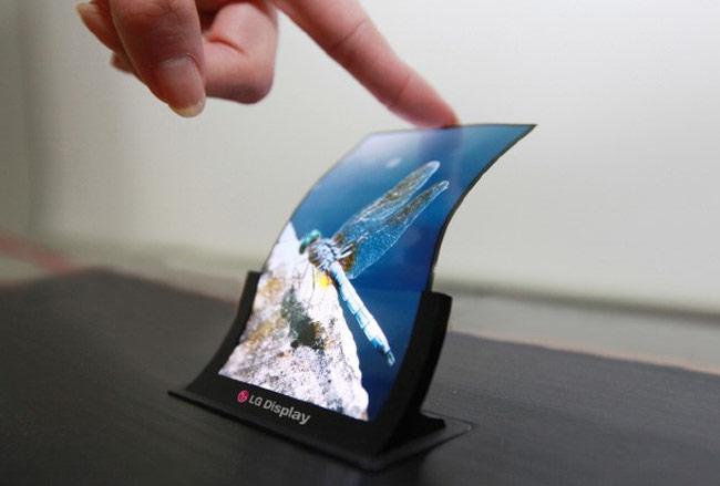 flexible OLED screen
