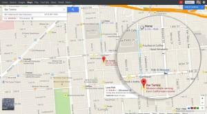 New Google Maps Unveiled