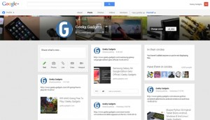 Google+ Update Brings New Design And Features (Video)