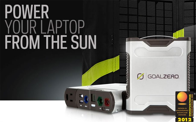 Sherpa 50 Solar Charger Debuts for $399.95