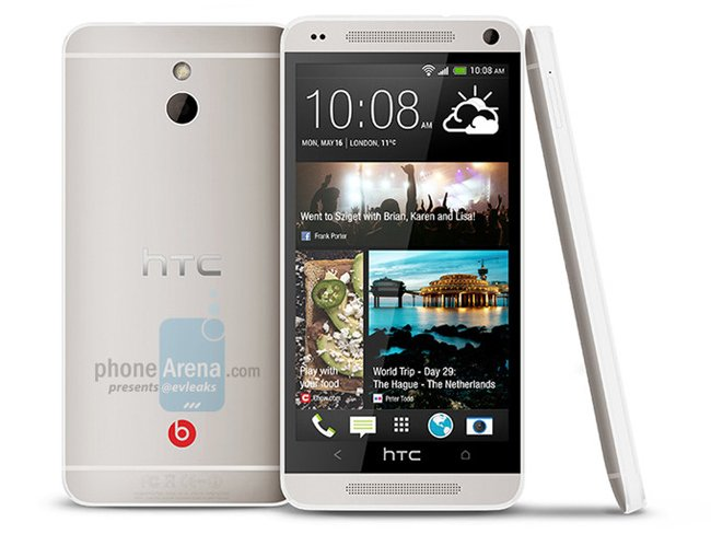 HTC M4 Press Shot And Specifications Leaked