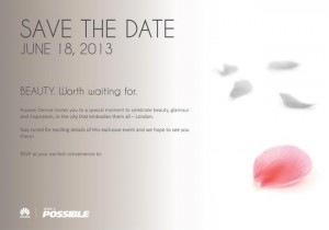 Huawei P6-UO6 To Be Announced June 18th (Rumor)