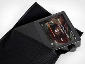 iRiver Astell&Kern AK120 Professional Portable MQS Player Launches