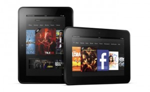 Amazon Reduces Kindle Fire HD Price For Mothers Day