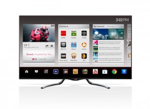 LG's Google TVs To Get Android 4.2.2 Jelly Bean Update