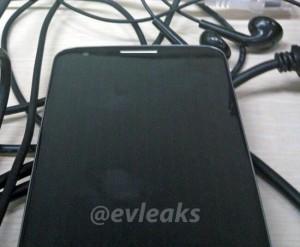 LG Optimus G2 Photo Leaked