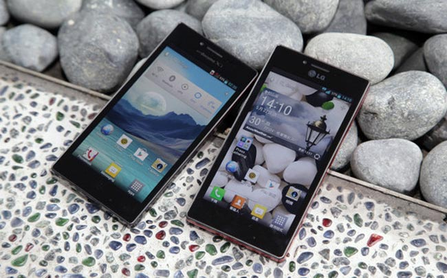 LG Optimus GJ Water And Dustproof Android Smartphone Announced