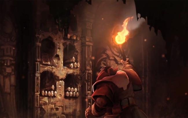 Mojang Scrolls Trailer