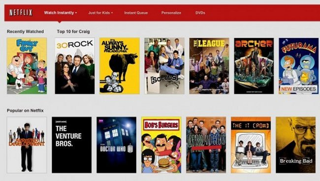 how to watch netflix on tv through android phone