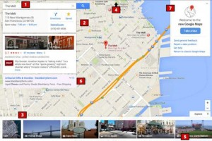 Google Maps To Get New Interface At Google I/O