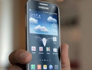 Samsung Galaxy S4 Mini In Action (Video)